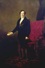 A portrait of Archibald McLellan (1795-1854)
