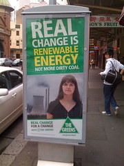 The Greens NSW Election advertising