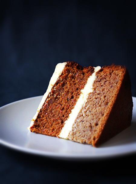 banarrot cake flat