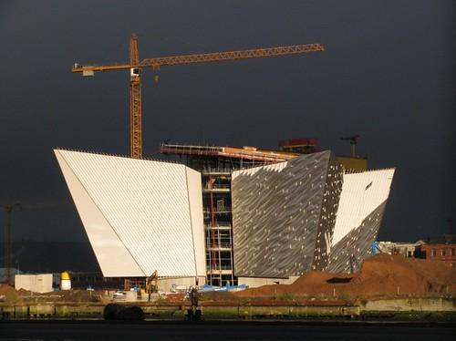 Landmark Titanic Quarter Building Belfast