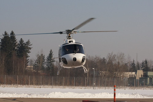 Eurocopter Ecureuil AS350 B