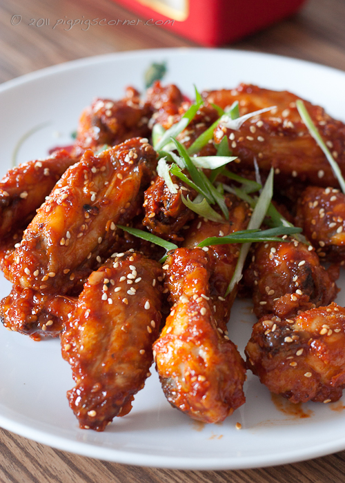 KFC Korean fried chicken