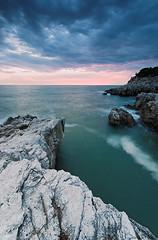 The Edge (Tommaso Renzi) Tags: parco san tommaso punta felice nazionale rossa circeo renzi