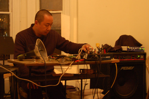 Yan Jun at Outpost 186