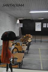 To gostando muito desta pistola,diz Aisha!!