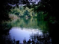 Promenade (petar t) Tags: lake water river boat spring macedonia  ohridlake blackdrim thebeautyofmacedonia touraroundtheworld
