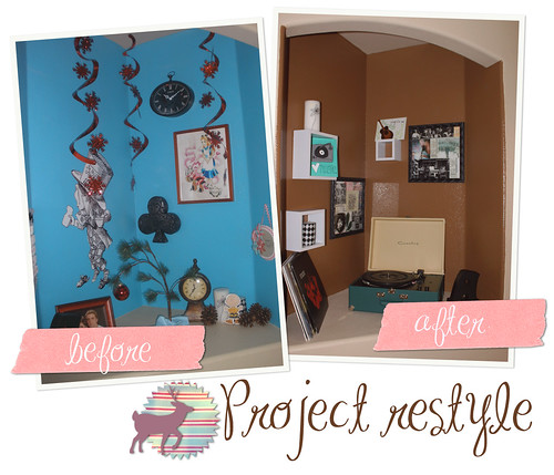 restyling my nook :)