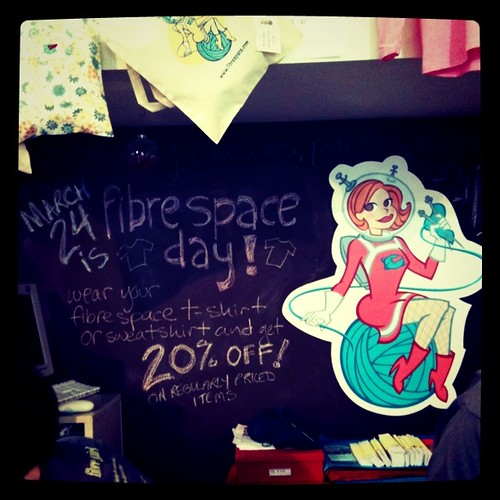 Fibre space day
