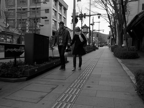 長野を歩く