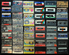 recordable cassette tapes (Killer Times) Tags: westminster brad analog vintage high energy lafayette fuji song quality sony low maryland tape american killer 80s blank marlboro record 70s writer times hd scotch maxell noise sherylcrow cassette tapes countrymusic 90 extra dri min 60 recording 90s sineadoconnor minutes zztop philcollins tdk criterion inxs basf envogue newkidsontheblock hf greatesthits silvershadow hifidelity memorex bx 2011 c90 youngmc tramaine recordable xhe certon