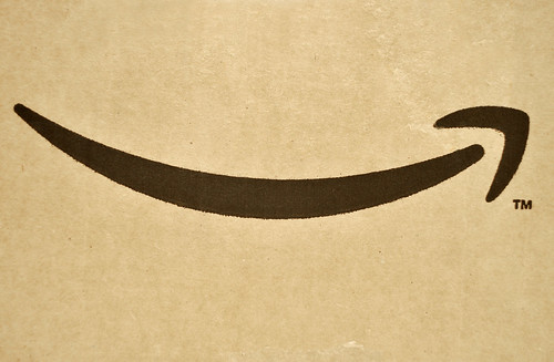 Amazon.com smile logo