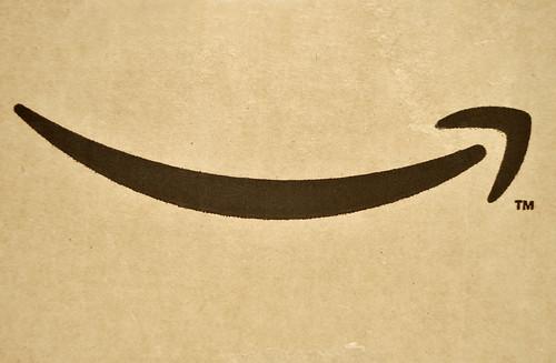 Amazon.com smile logo