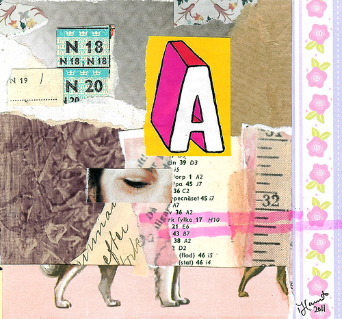 Collage: A-listed friends