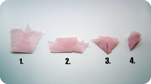Paper flower for home cherry blossom branches tutorial crafts diy cherry blossom craft 1 mightylinksfo Gallery