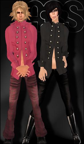 A:S:S Bonaparte jackets