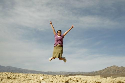 Death Valley JUMP!