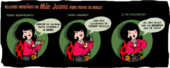 Tira Mae Joana - Ctia