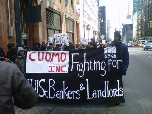 Cuomo Inc banner
