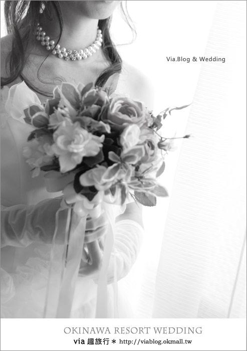 【沖繩旅遊】浪漫至極!Via的沖繩婚紗拍攝體驗全記錄!7