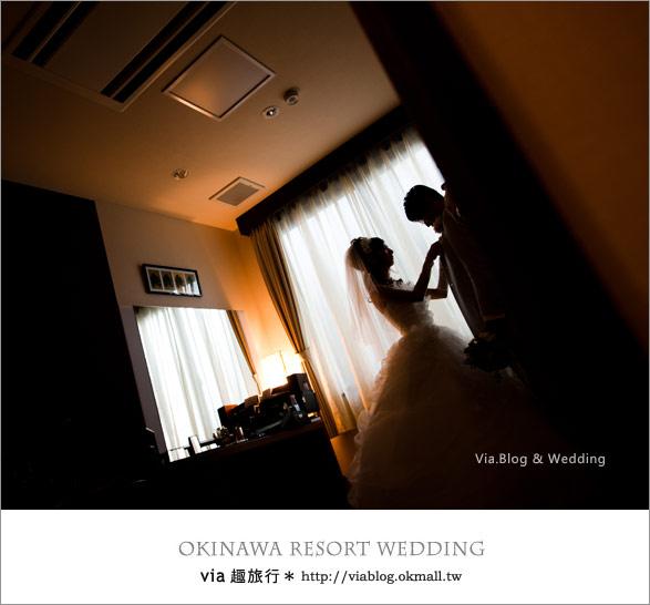 【沖繩旅遊】浪漫至極!Via的沖繩婚紗拍攝體驗全記錄!8