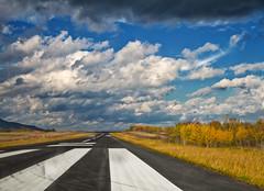 Off We Go (bijoyKetan) Tags: light sun fall colors boston clouds plane flying wings mit dramatic ketan flyout canon1585mmisusm bijoyketan