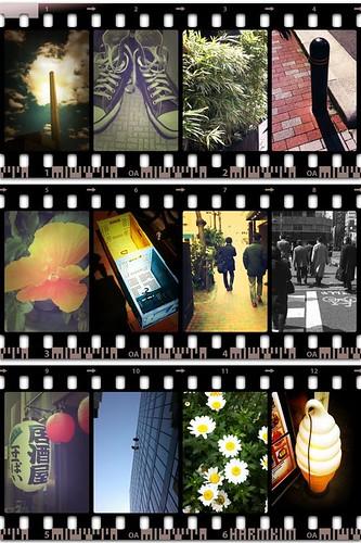 ハーフカメラアプリ1