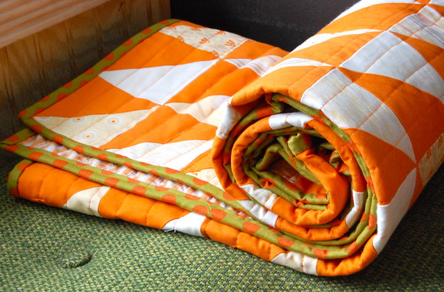 Hunting Camp Quilt Roll