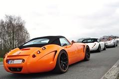 Wiesmann MF5 Roadster and Friends =) (Street-Styler04 ) Tags: nikon roadster wiesmann 2011 mf5 mf3 nikkor1855 d5000 wiesmannmf3roadster marvintruchel
