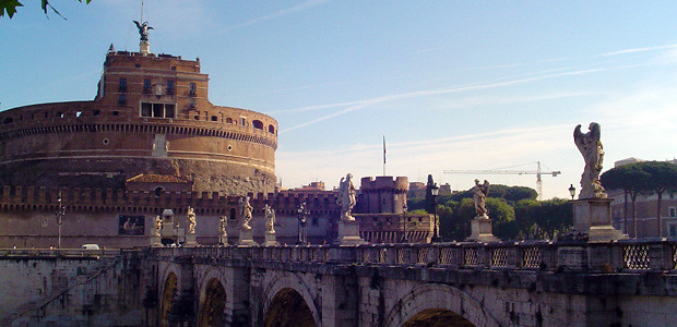 Páscoa em Roma