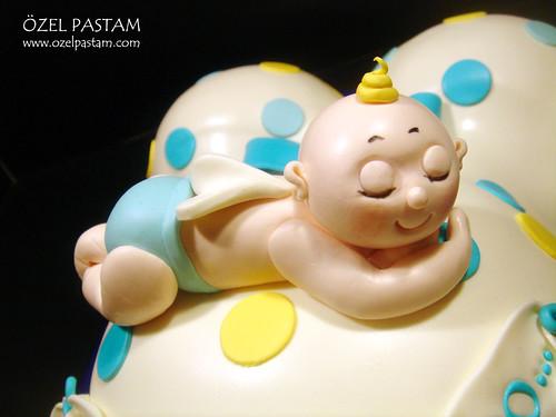 Puantiyeleri Hamile Pasta