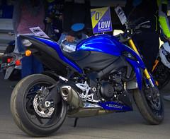 Suzuki (swong95765) Tags: motorcycle bike transportation sporty style image