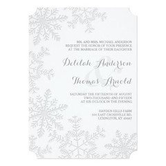 (Laser-Cut Snowflakes Elegant Winter Wedding Invite) #ElegantWinterWedding, #GrayWinterWedding, #LaserCutSnowflakes, #SilverSnowflakes, #SnowflakeWedding, #SnowflakeWinterWedding, #WhiteWinterWedding, #WinterSnowflakeWedding, #WinterWedding is available o (CustomWeddingInvitations) Tags: lasercut snowflakes elegant winter wedding invite elegantwinterwedding graywinterwedding lasercutsnowflakes silversnowflakes snowflakewedding snowflakewinterwedding whitewinterwedding wintersnowflakewedding winterwedding is available custom unique invitations store httpcustomweddinginvitationsringscakegownsanniversaryreceptionflowersgiftdressesshoesclothingaccessoriesinvitationsbinauralbeatsbrainwaveentrainmentcomlasercutsnowflakeselegantwinterweddinginvite weddinginvitation weddinginvitations