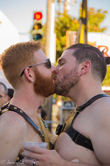 IMG_0393fix (dansplit NY) Tags: folsom kiss love gaypride gay lust
