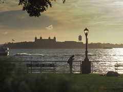 Ellis Island - where the new journey begins... (Digi Hank) Tags: ellisisland nyc newyorkcity newyork