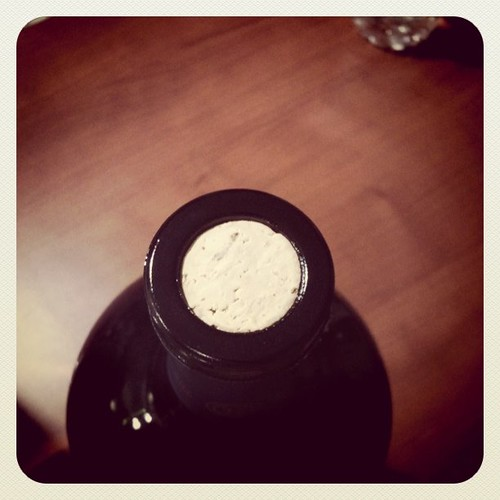 Cork? I need you to move. Now. (no cork screw)