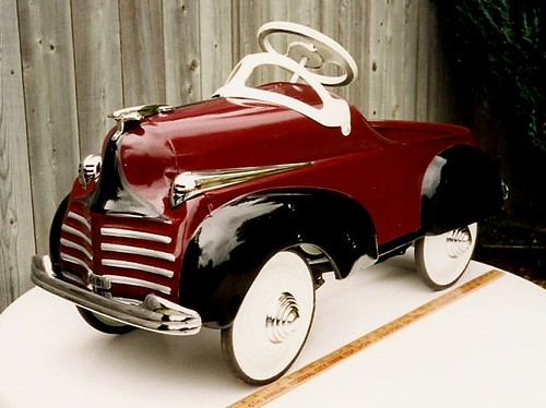 1941 Chrysler pedal car by Steelcraft Model C535 1947 1948