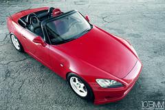 Ben's Honda S2000 (1013MM) Tags: red honda los nikon angeles s2k f28 s2000 2470mm d700