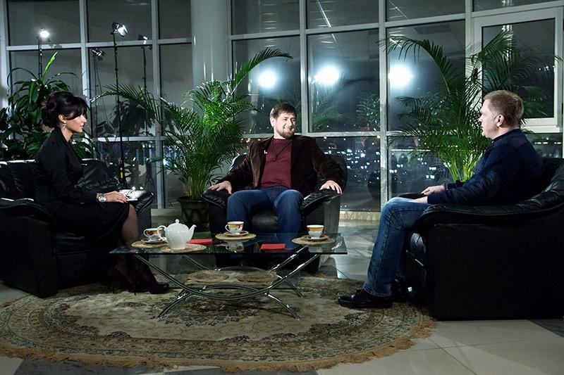 «Нереальная политика» с Рамзаном Кадыровым