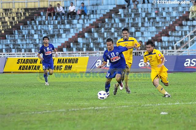 08  Pahang vs Perlis  Perlis Attack by 2121studio