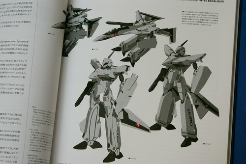 Master File - VF-19 EXCALIBUR - 9