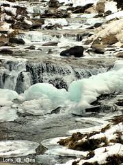 CASCATELLA (Loris_l@_r@na) Tags: fiume neve acqua inverno bianco trentino ghiaccio moena lorisphoto