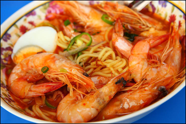 mee-udang-special