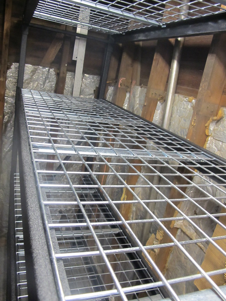 Review Whalen Industrial Rack Shelves From Costco The