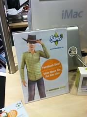 Facebook-Angebote: Die Sims 3 (bei Gravis)