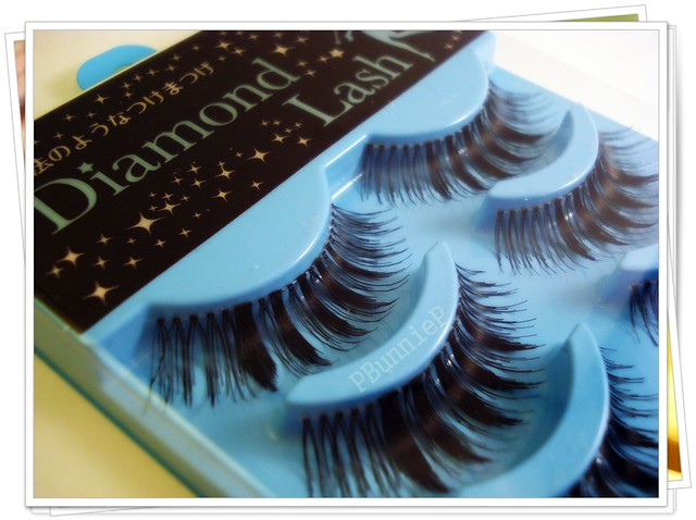 Japanese Diamond Lash--Celeb eyes