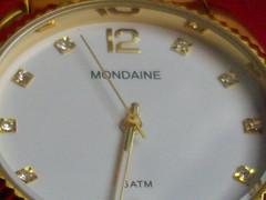 Relgio 2 (Cayyan) Tags: macro gold watch relgio ouro mondaine ponteiros ponteiro
