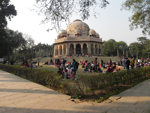 Tomb of Mohammed Shah in Lodhi Garden