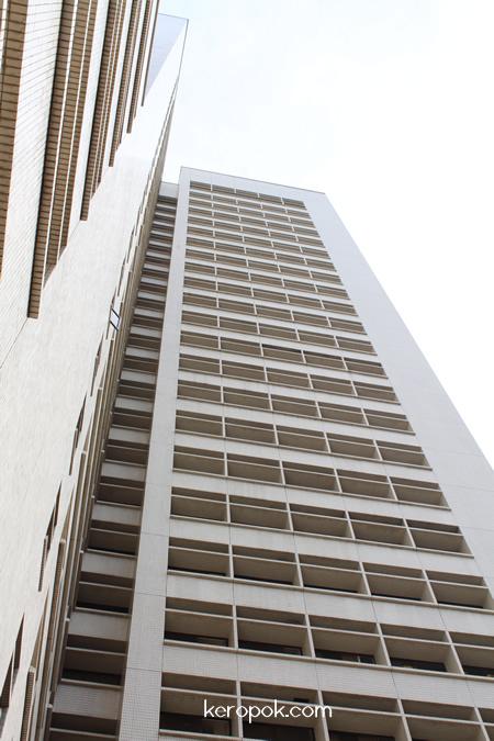Previous HDB HQ