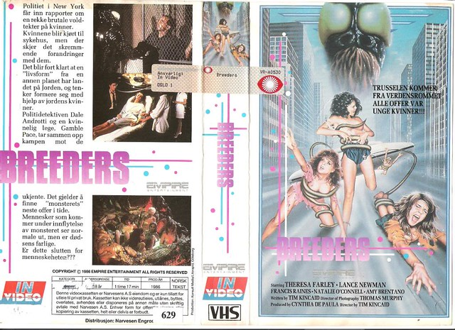 Breeders (VHS Box Art)