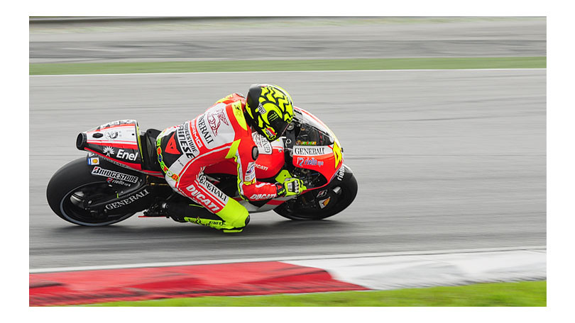 MotoGP Winter Test at Sepang 2011-